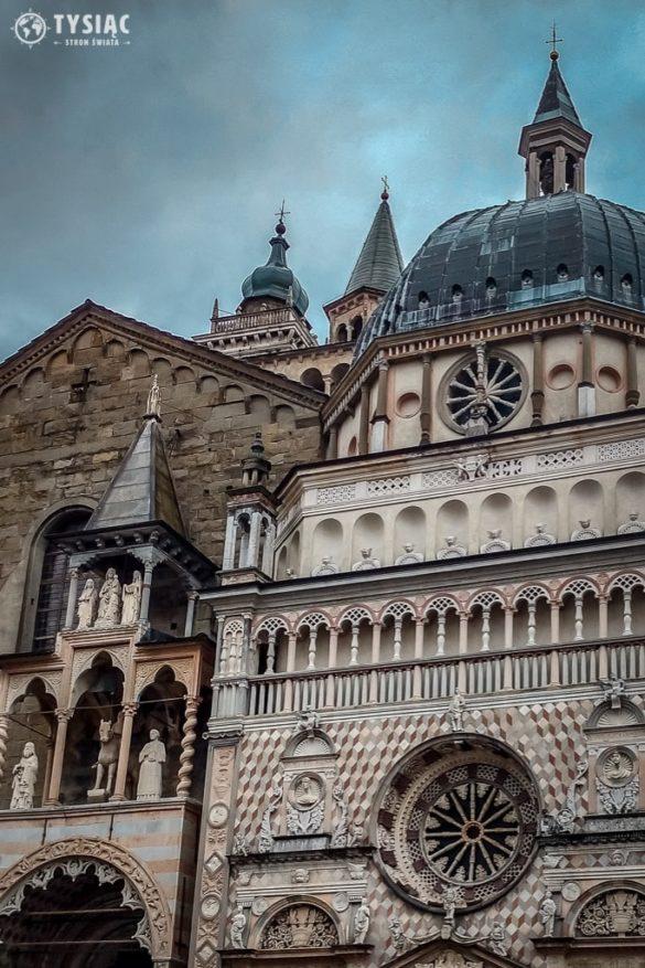 Cappella Colleoni w Bergamo