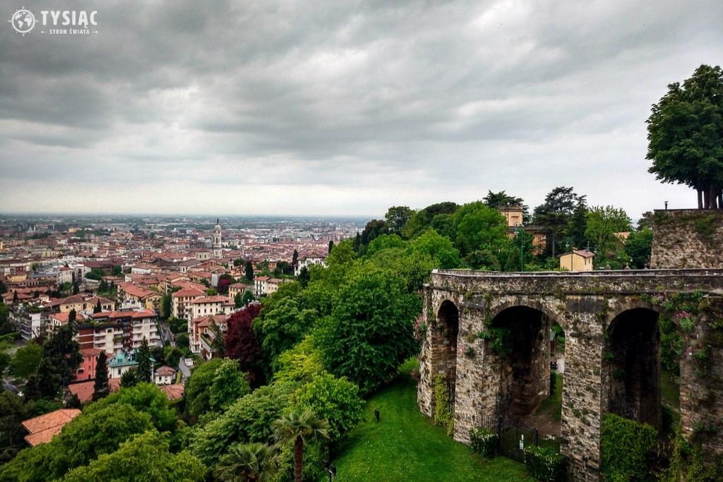 Mury Weneckie Bergamo