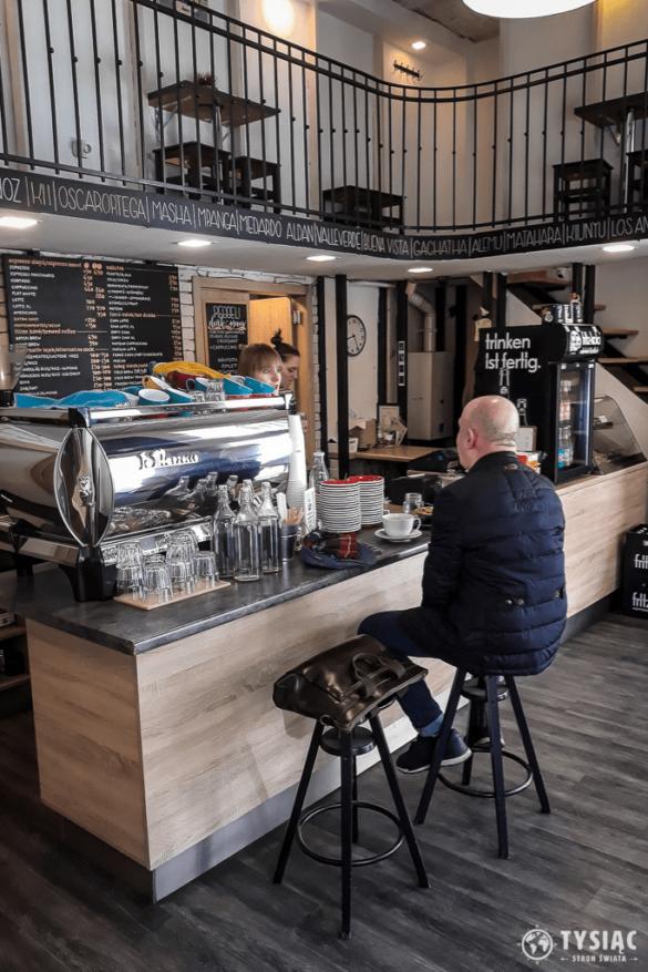 Budapeszt kawiarnia