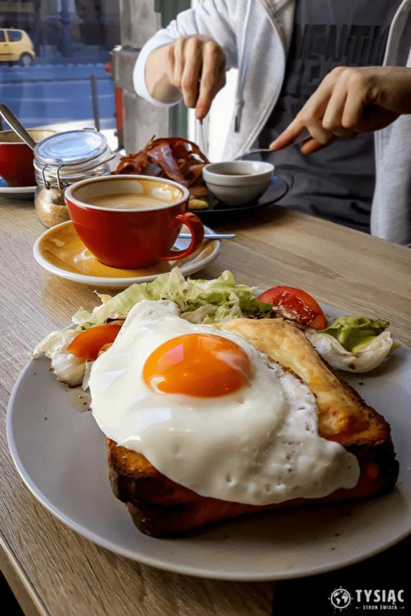 Budapeszt śniadanie
