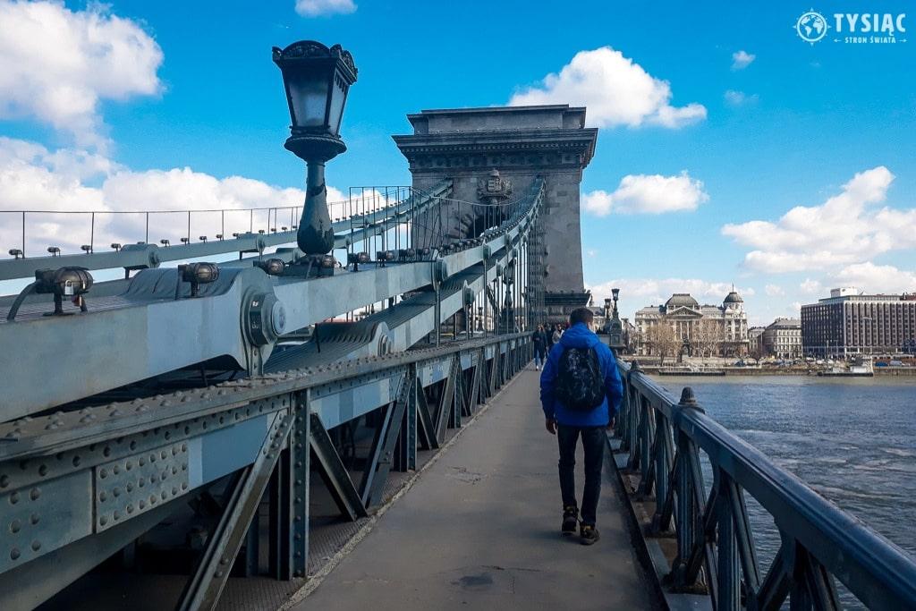 Budapeszt atrakcje - Most Łańcuchowy