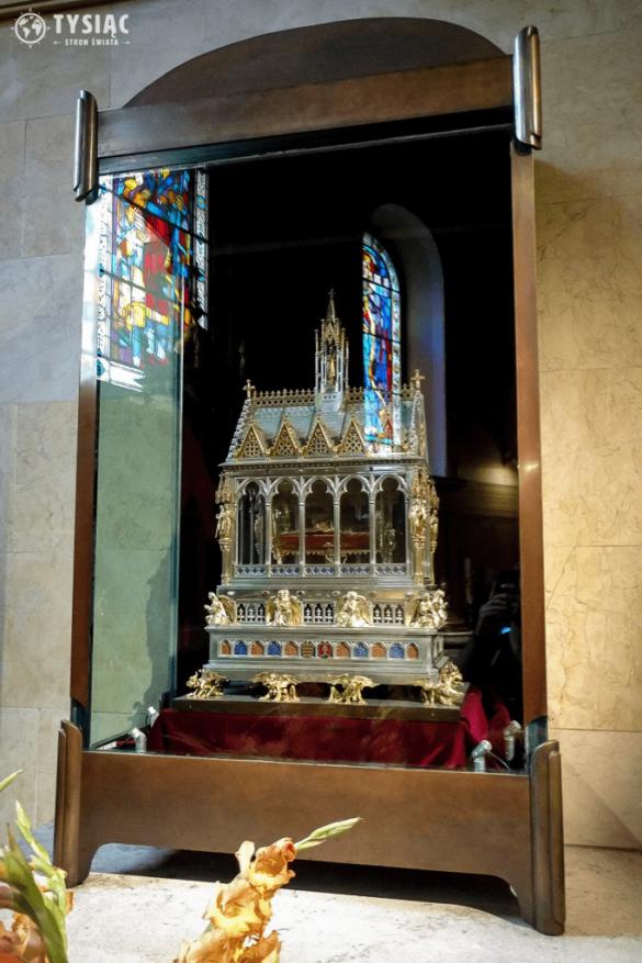 Bazylika św. Stefana skarb