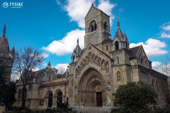 Kaplica Jaki przy Vajdahunyad