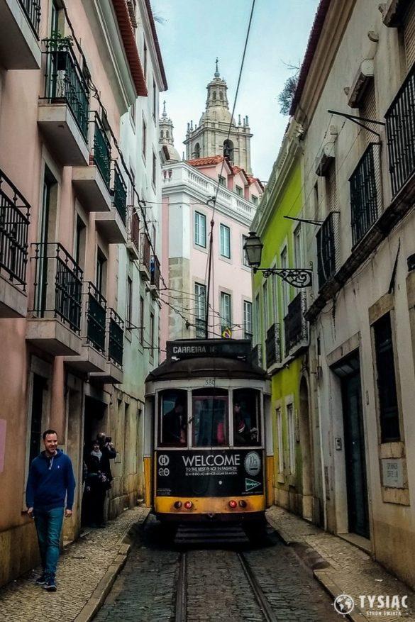 City break w Lizbonie