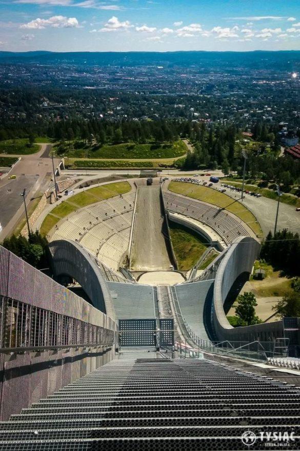 Skocznia narciarska w Oslo