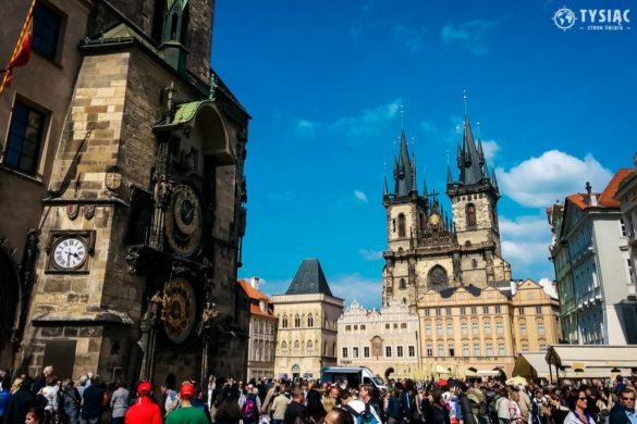 Praga city break