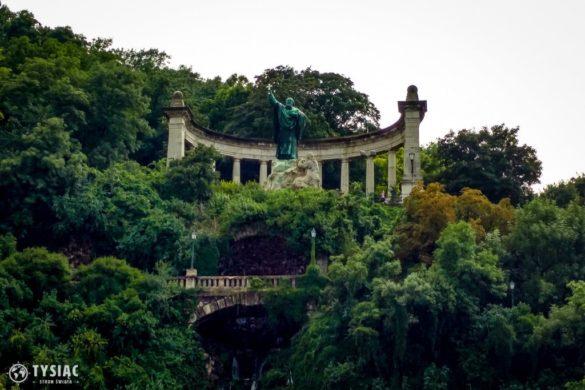 Atrakcje Budapesztu - Góra Gellerta