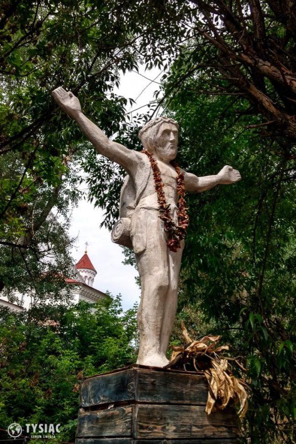 Pomnik Jezusa Backpackera