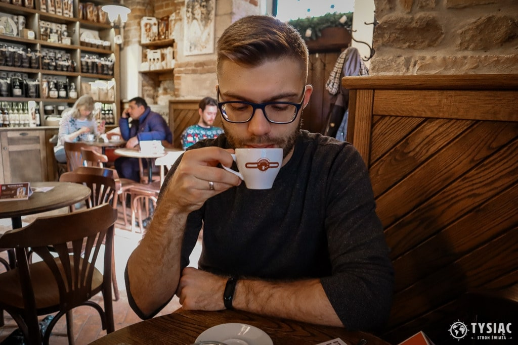 Kawa po ormiańsku we Lwowie
