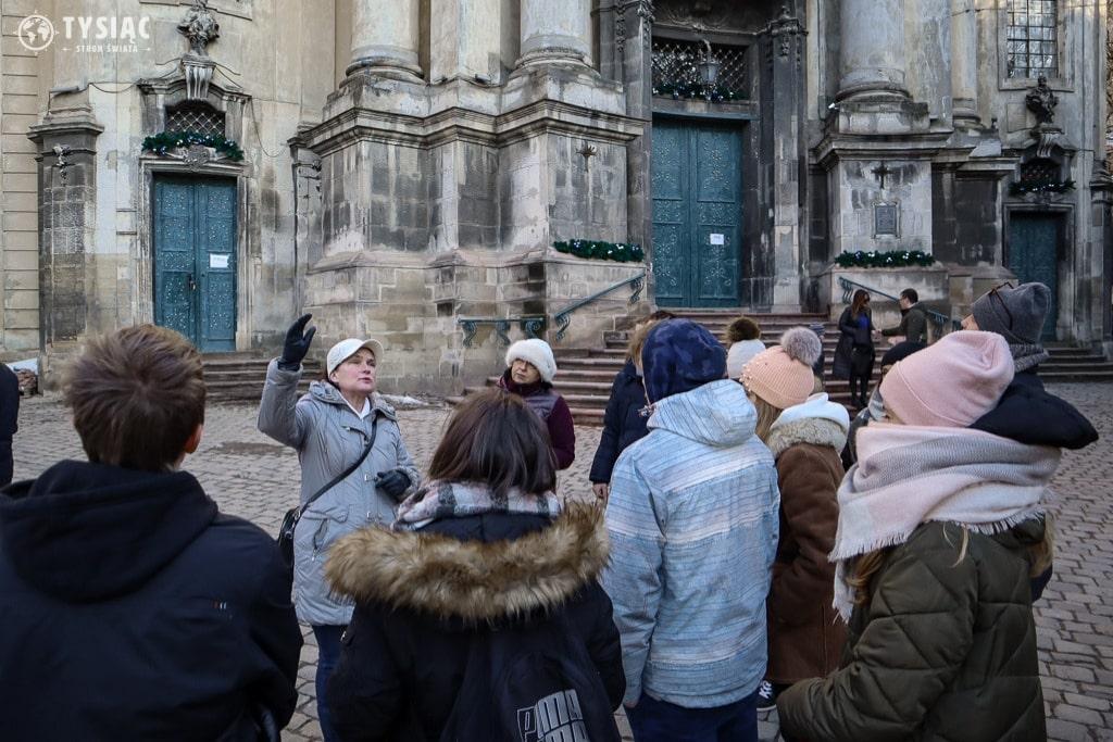 Zwiedzanie Lwowa z przewodnikiem