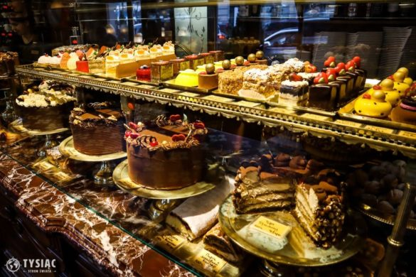 Ciasta i desery w Aptece Mikolasha