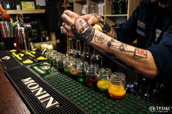 Drinki w Bańce