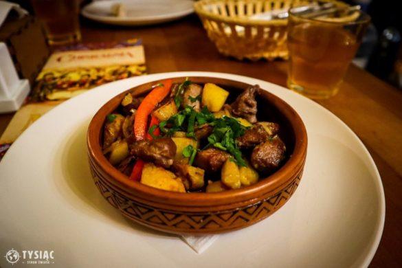 Lwów restauracje - Khinkalnya
