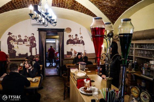 Gruzińska restauracja we Lwowie