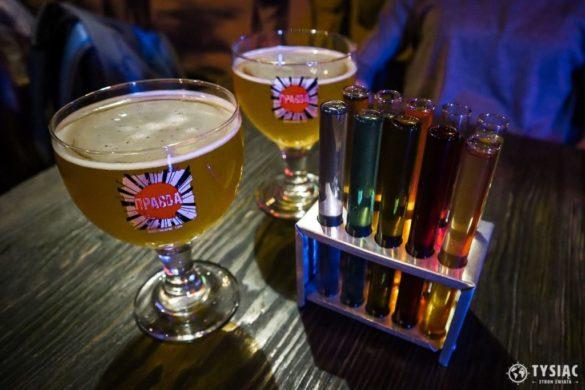 Drinki probówki Lwów