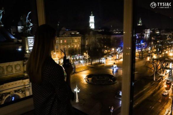 Lwów restauracje - Panorama