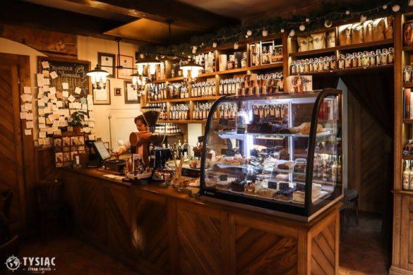 Lwów kawiarnia - Virmenka