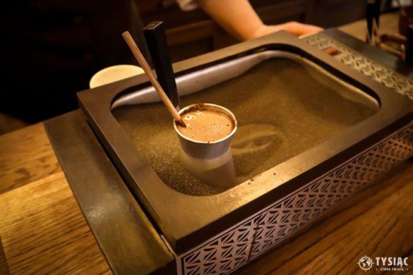 Kawa po ormiańsku Lwów