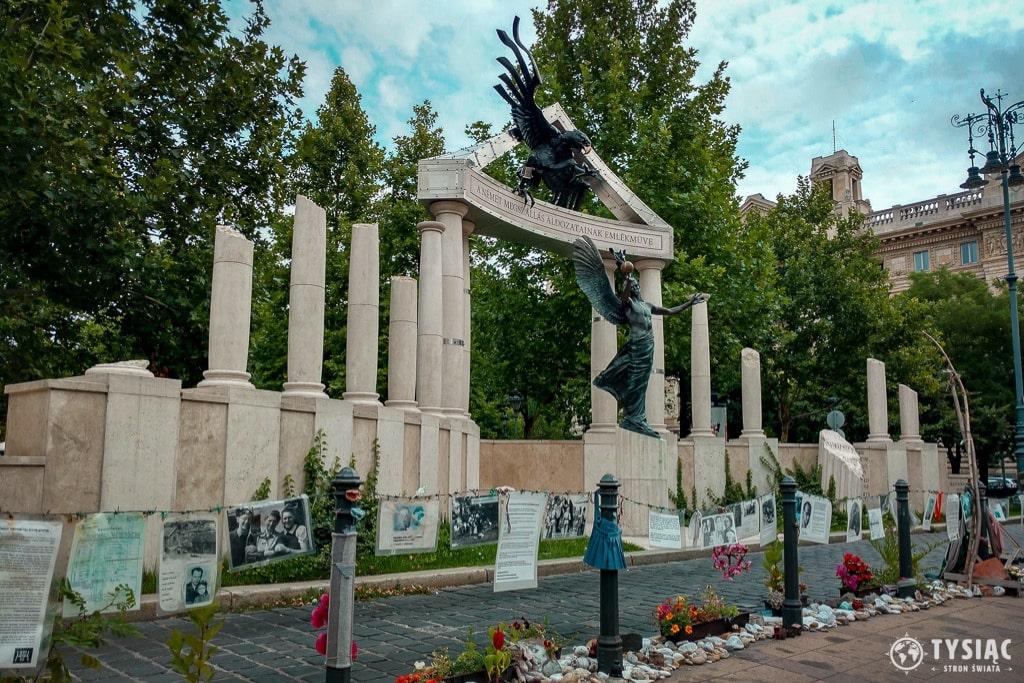 Pomnik Ofiar Okupacji Niemieckiej w Budapeszcie