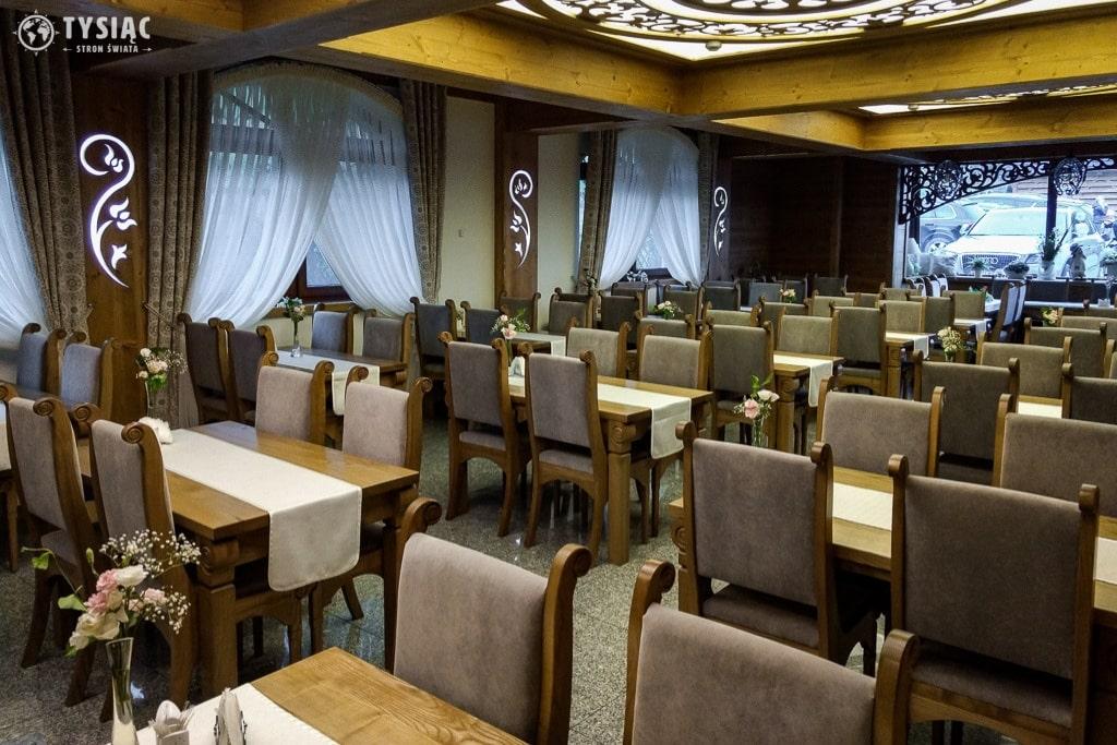 Hotel Górski restauracja