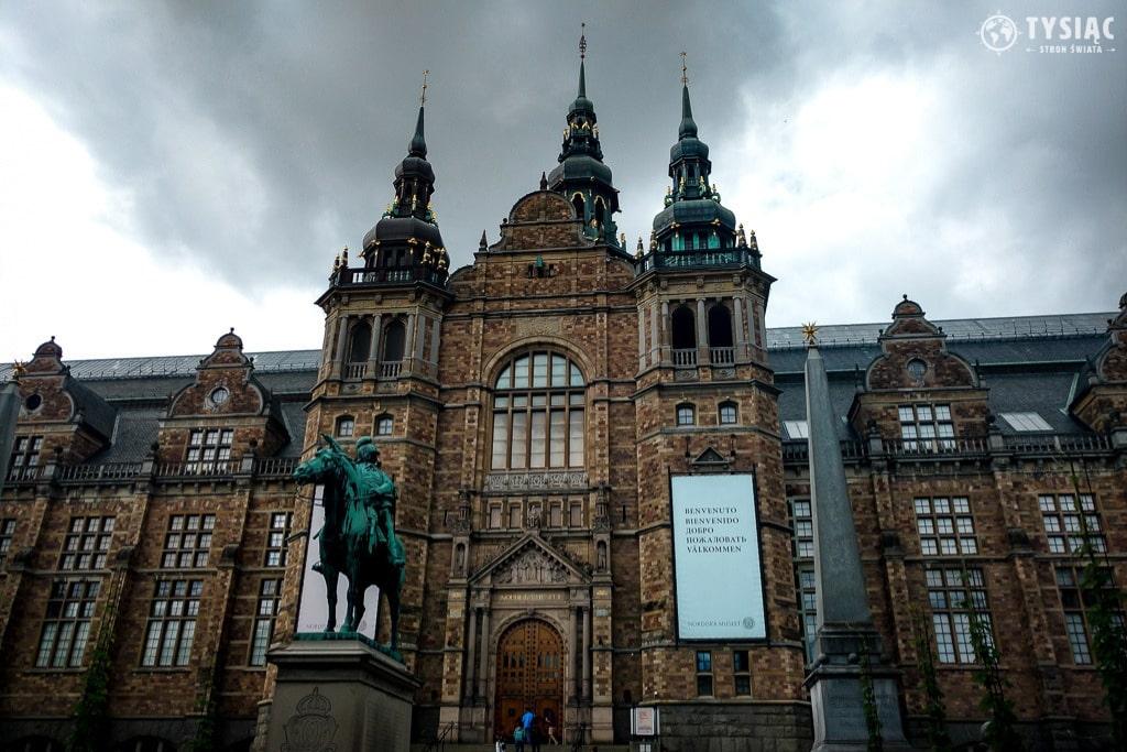 Muzeum Nordyckie w Sztokholmie