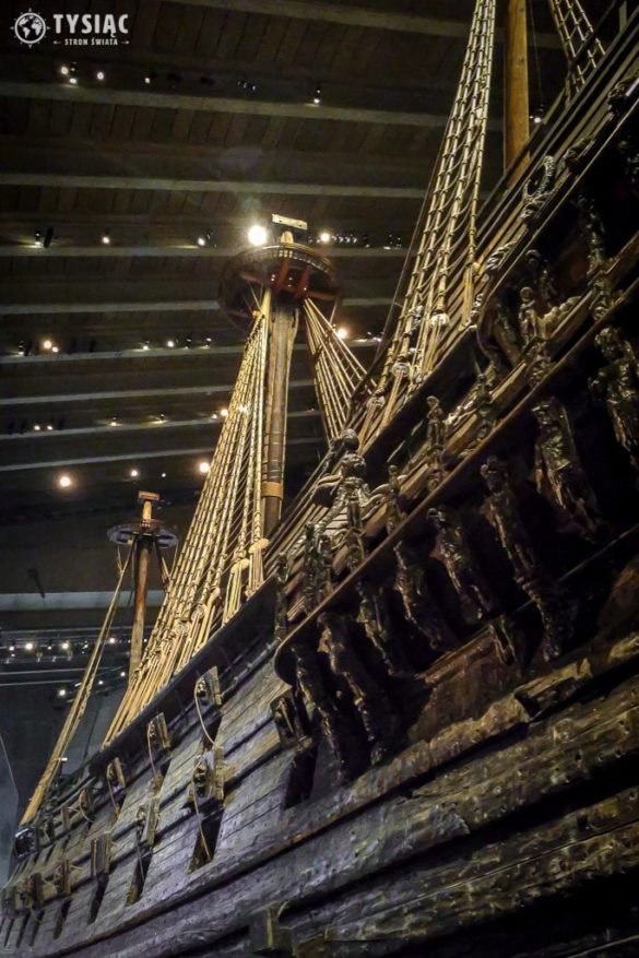 Muzeum Vasa w Sztokholmie
