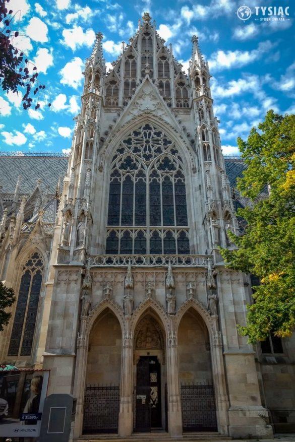 Atrakcje Wiednia - Kościół Wotywny