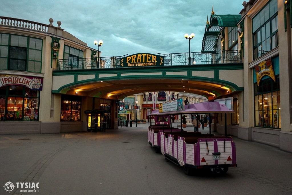 Prater w Wiedniu