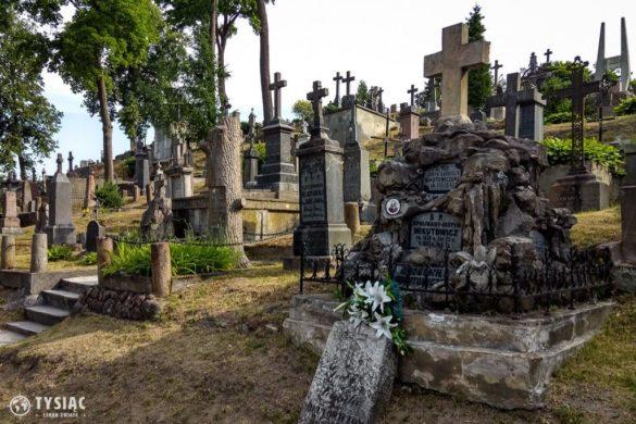 Cmentarz w Wilnie