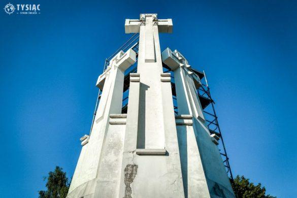 Wilno atrakcje - Góra Trzykrzyska