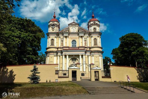 Kościół w Wilnie na Antokolu