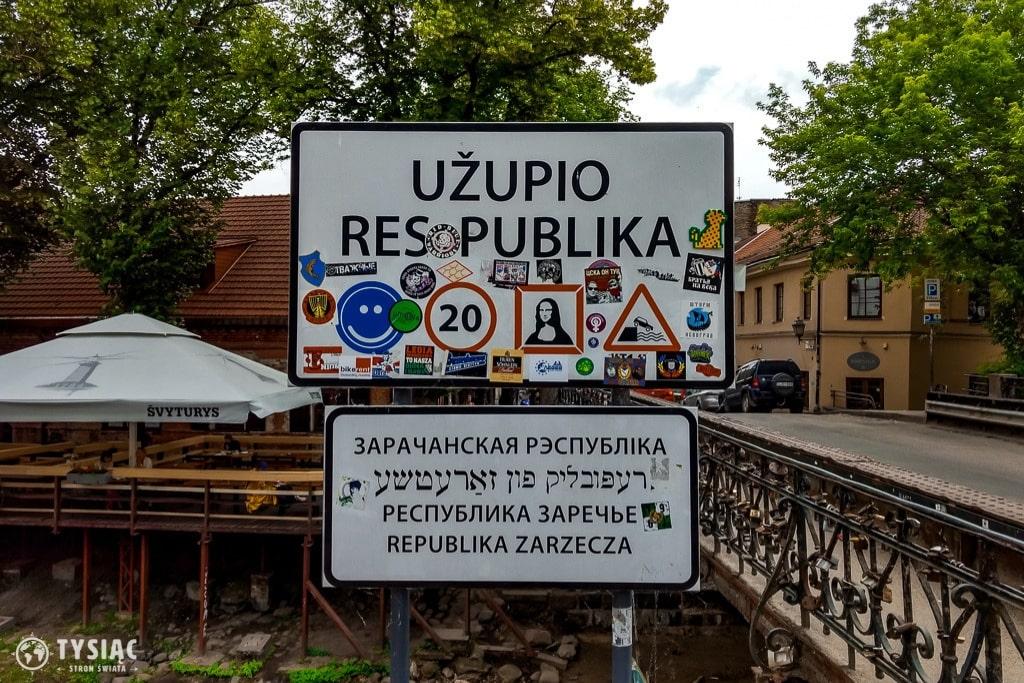 Republika Zarzecza w Wilnie