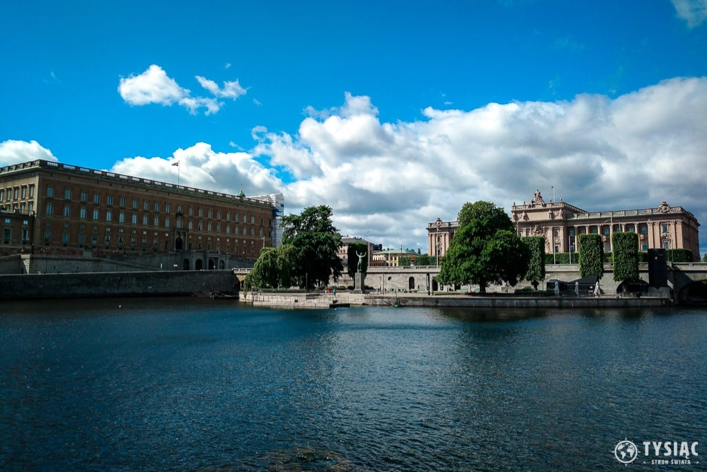 Wyspa Stadsholmen