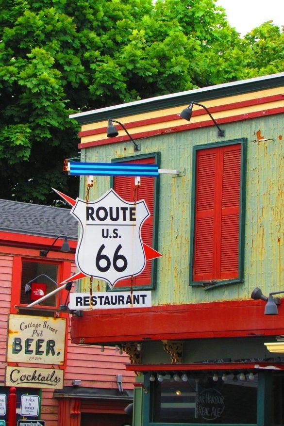 Restauracja na Drodze 66