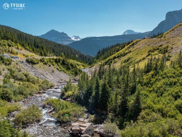 park narodowy glacier