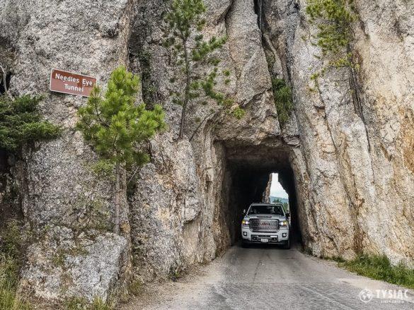 tunel needles highway