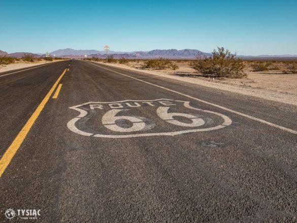amerykańskie drogi route 66