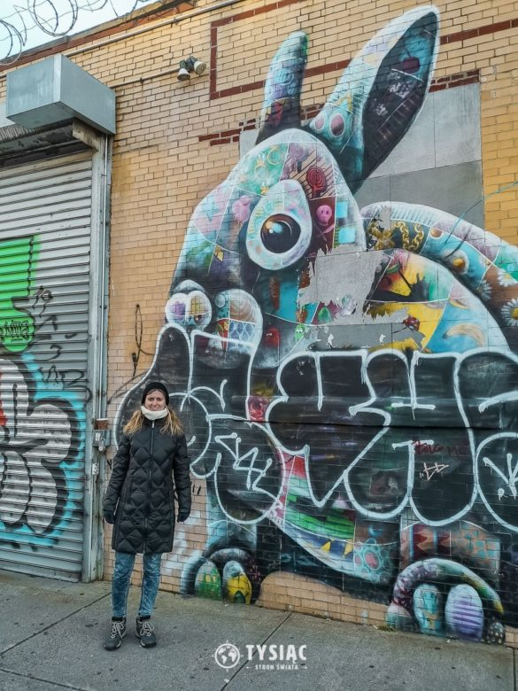 Bushwick Collective - Brooklyn