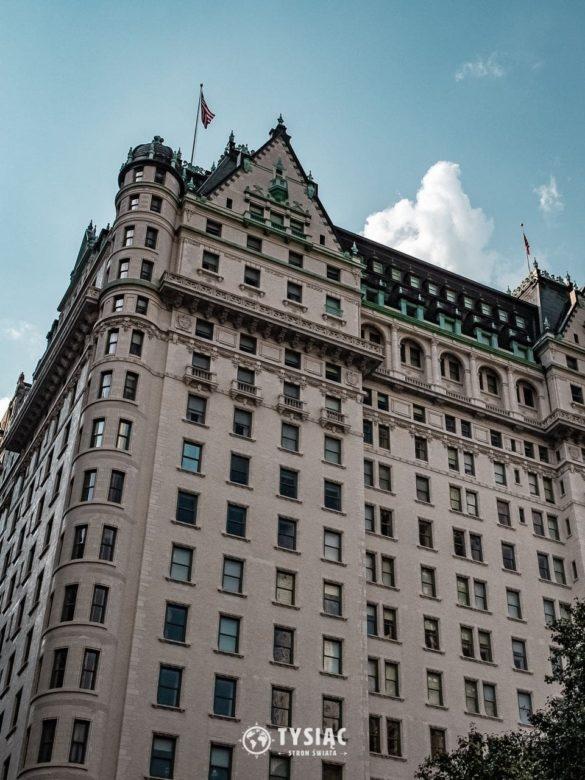 Hotel Plaza - Nowy Jork