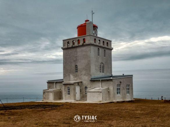 Islandia - Półwysep Dyrholaey