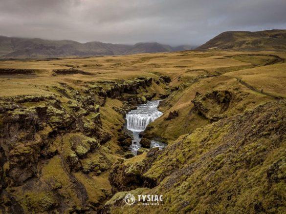 Zwiedzanie Islandii - trekking
