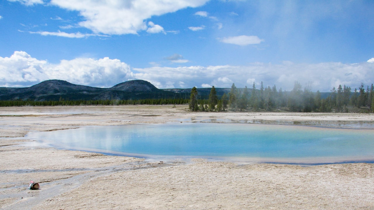Before We Get Old - Yellowstone