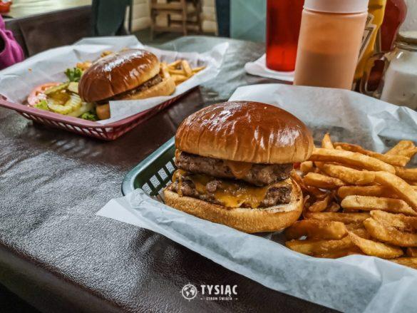 Burgery w USA