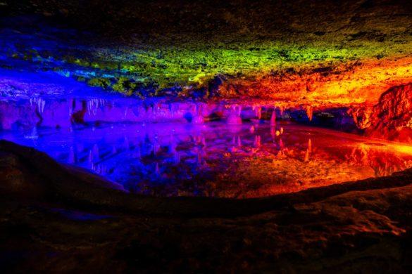 Cieplik Podróżuje - Shenandoah Caverns
