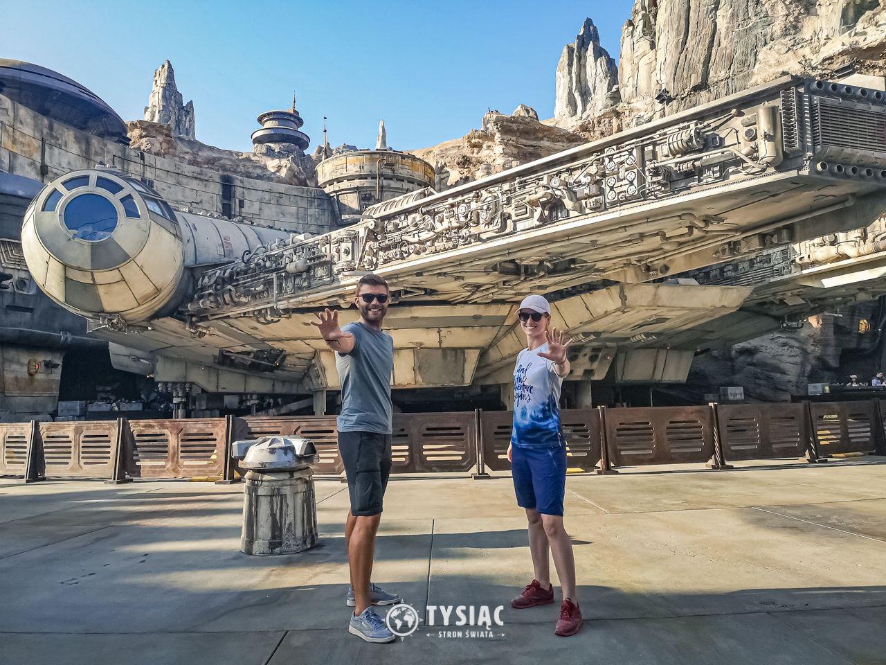 Gwiezdne Wojny - Disneyland