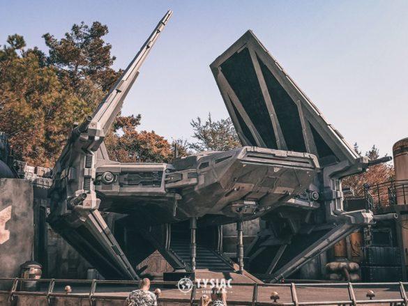 Galaxy's Edge - First Order Cargo