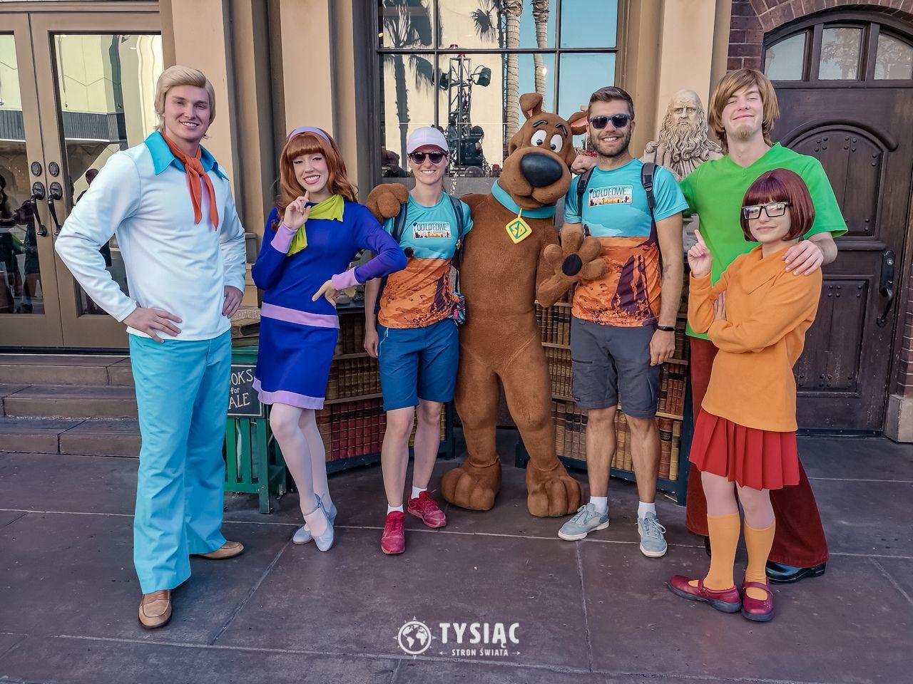 Dziecięce marzenia - Scooby Doo
