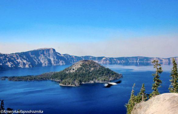 Ameryka dla podróżnika - Jezioro Kraterowe