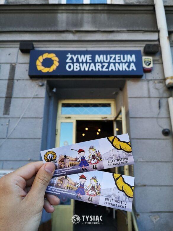 Kraków - Muzeum Obwarzanka