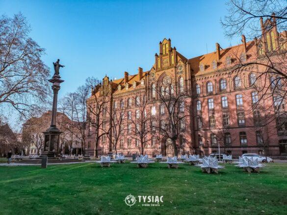 Wrocław zwiedzanie - Ostrów Tumski